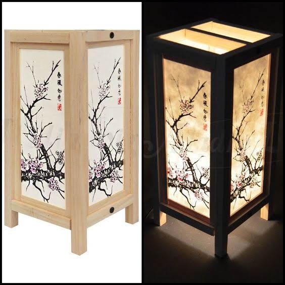 Đèn shoji Nhật Bản