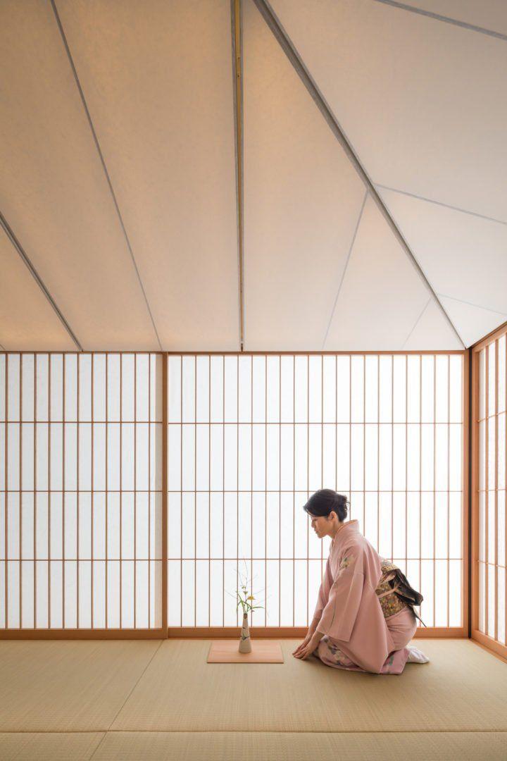 Lịch sử chiếu tatami