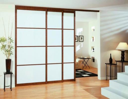 cửa lùa gỗ kiểu nhật