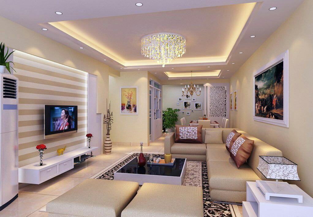 Thiết kế nội thất biệt thự phòng khách