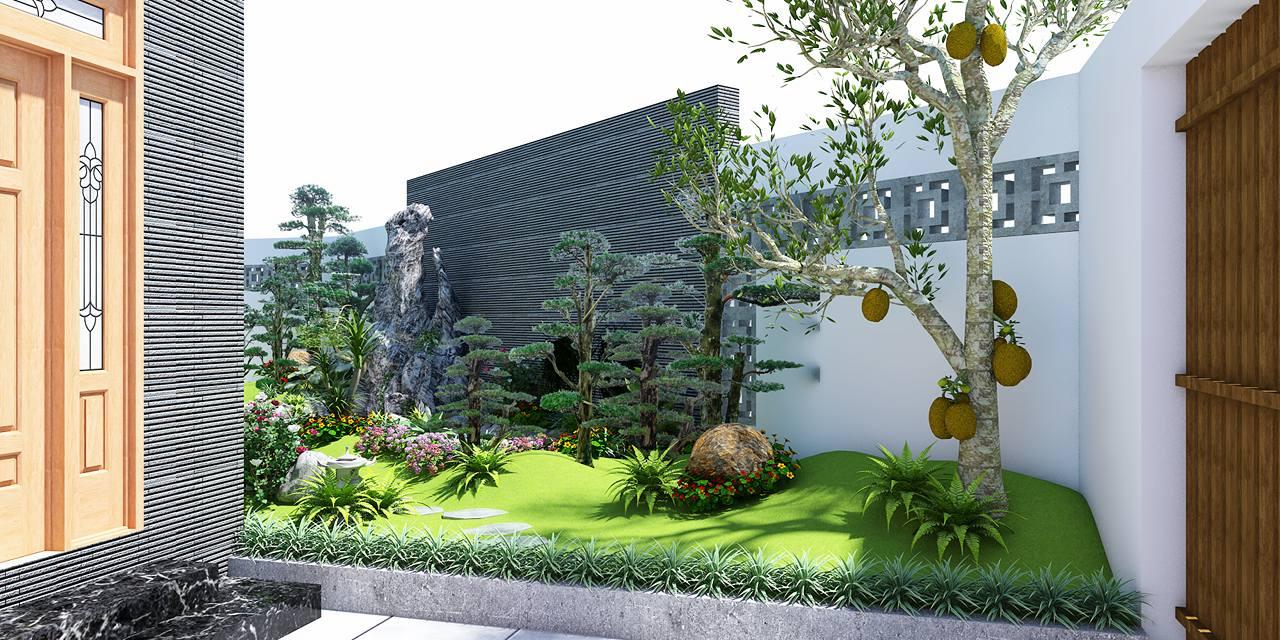 Kiến trúc nhà vườn Nhật Bản