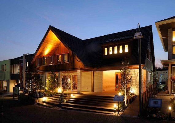 Biệt Thự Nhà Đẹp Kiểu Nhật Cực Ấn Tượng