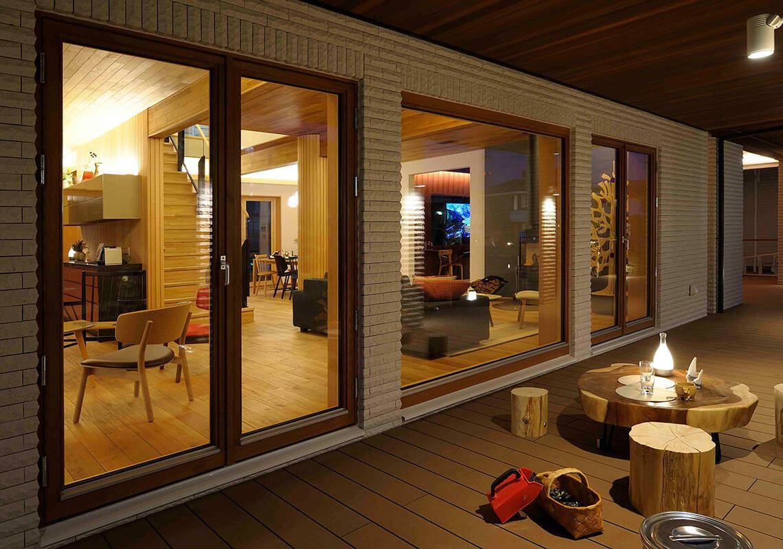 Biệt thự nhà đẹp kiểu Nhật