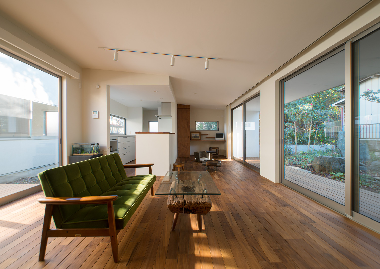Mang thiên nhiên vào trong căn nhà