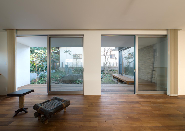 Thiết kế nhà luôn có tính thống nhất