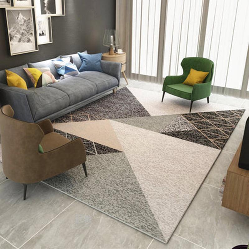 mẫu thảm phù hợp với nội thất sử dụng