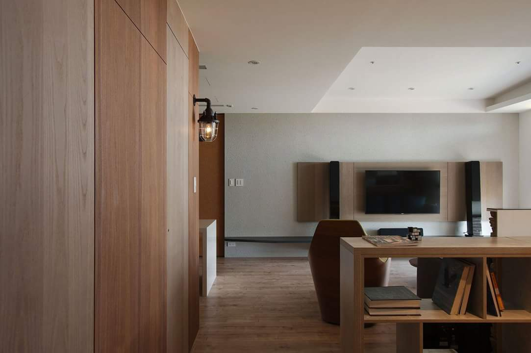 Thiết kế căn hộ mang phong cách Nhật Bản