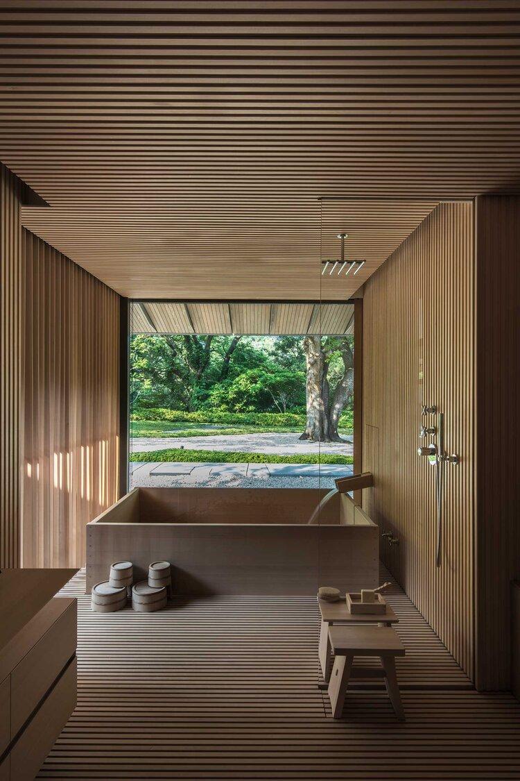 Biệt thự phong cách Nhật tối giản