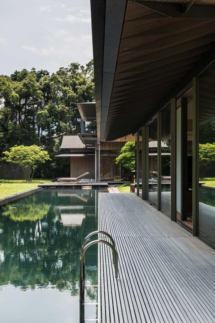 Chi tiết mẫu biệt thự phong cách Nhật