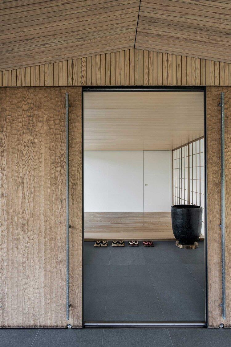 Biệt thự phong cách Nhật cuốn hút