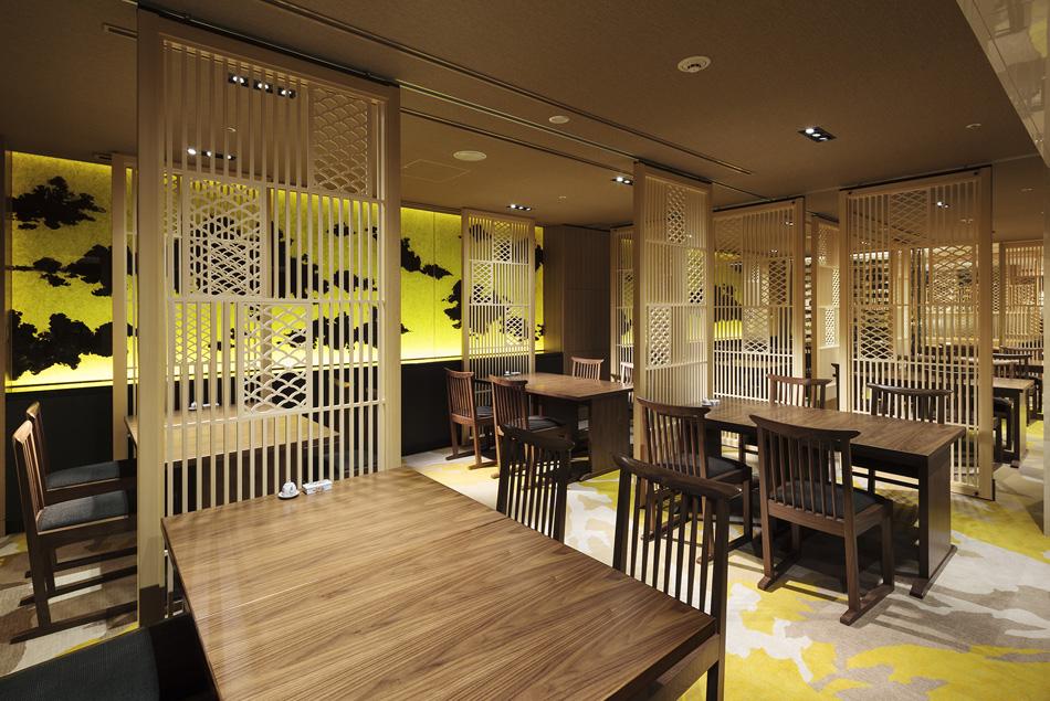 Sáng tạo không gian nhà hàng Nhật