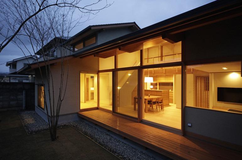 Thiết kế nhà kiểu Nhật truyền thống