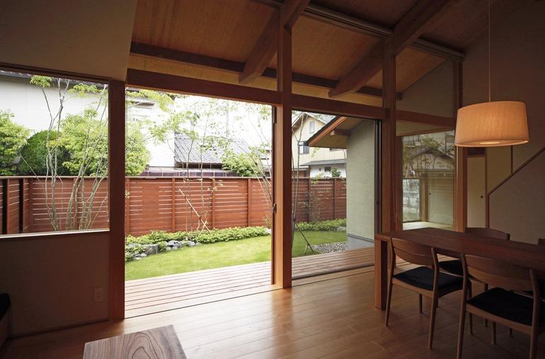Mẫu nhà truyền thống Nhật Bản