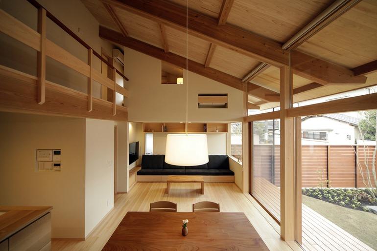 Nhà kiểu Nhật thiết kế mới lạ