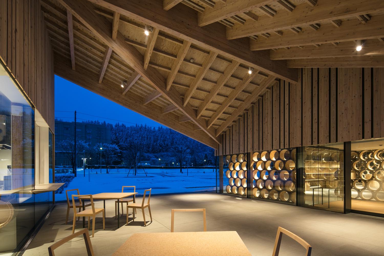 Biệt thự nhà kiểu Nhật xếp tầng