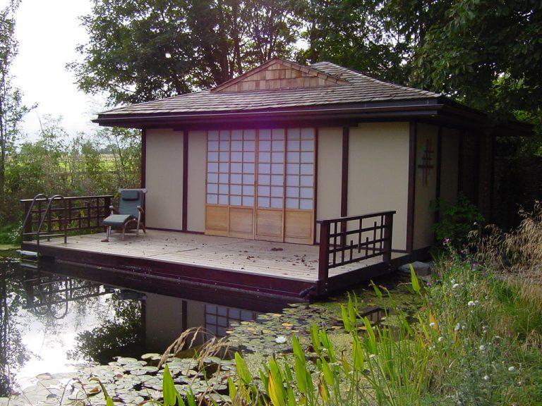 Kiến trúc nhà vườn kiểu Nhật