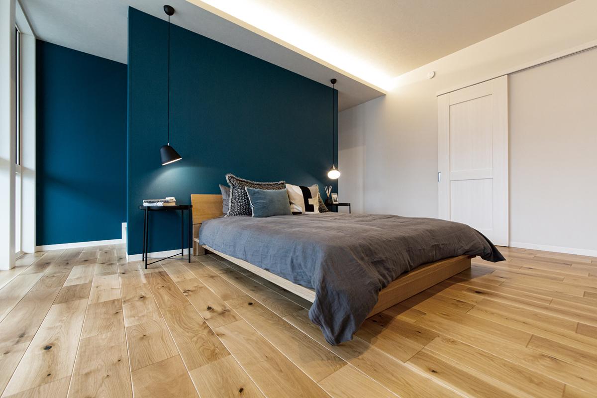 Phòng ngủ chung cư kiểu Nhật