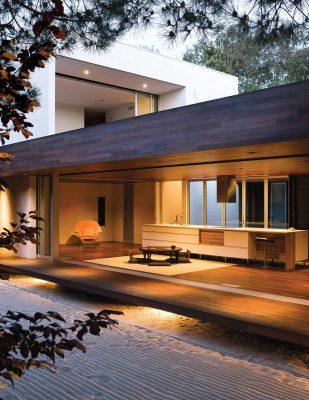 Thiết kế biệt thự kiểu Nhật sang trọng