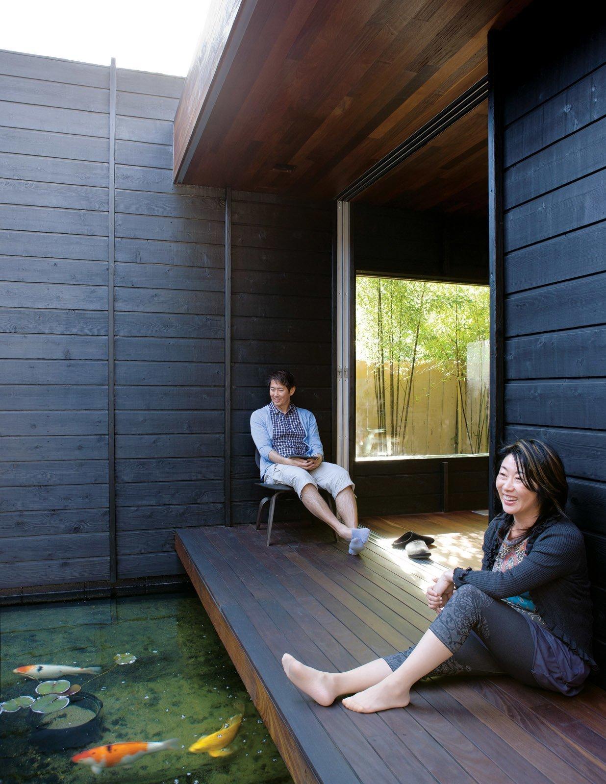 Mẫu thiết kế biệt thự kiểu Nhật đẹp