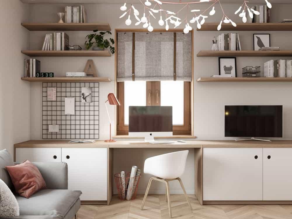 Phòng khách nhà kiểu Nhật hiện đại