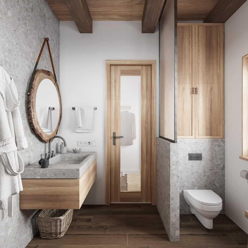 Thiết kế nhà theo phong cách Nhật