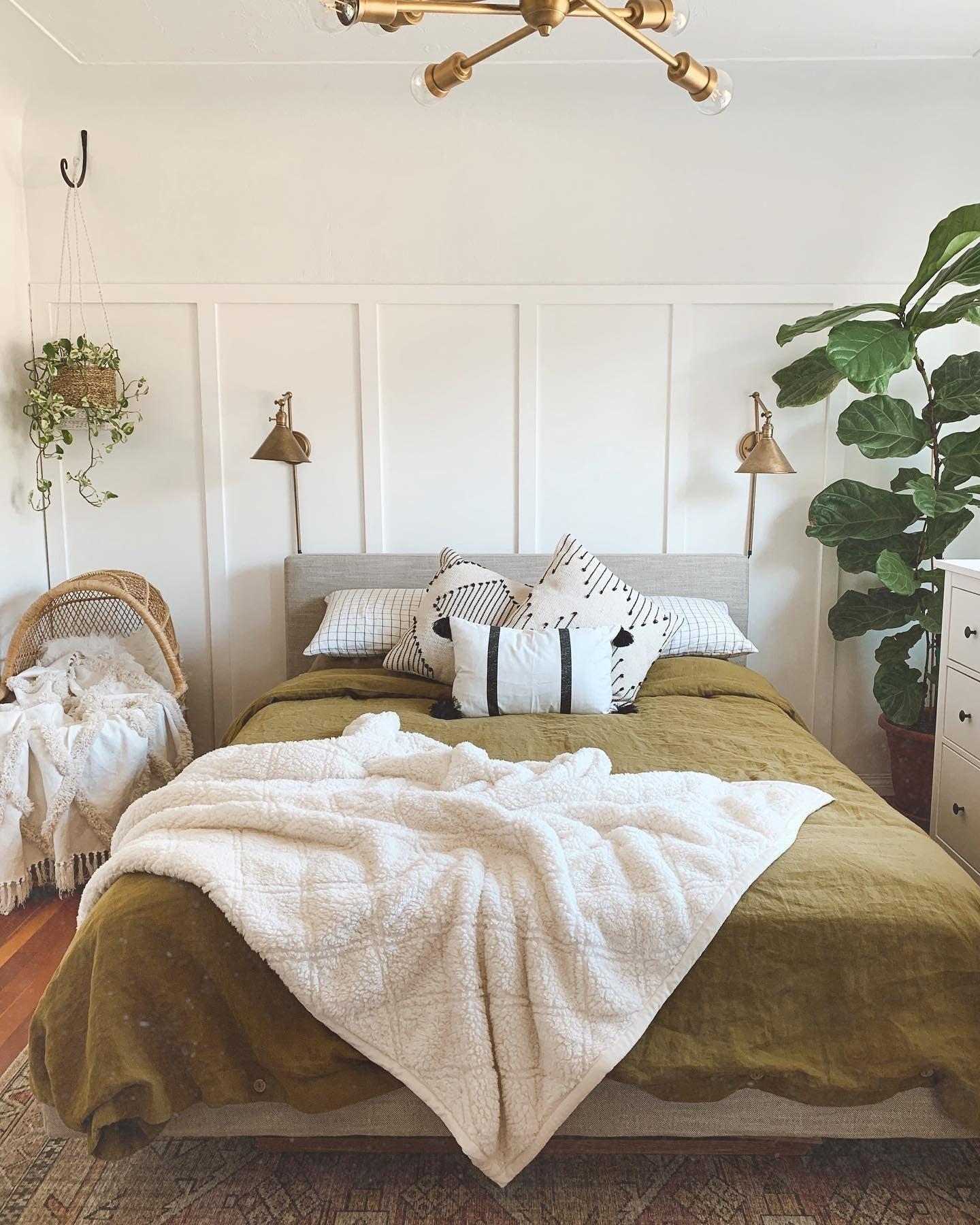 Cách bày trí phòng ngủ đẹp