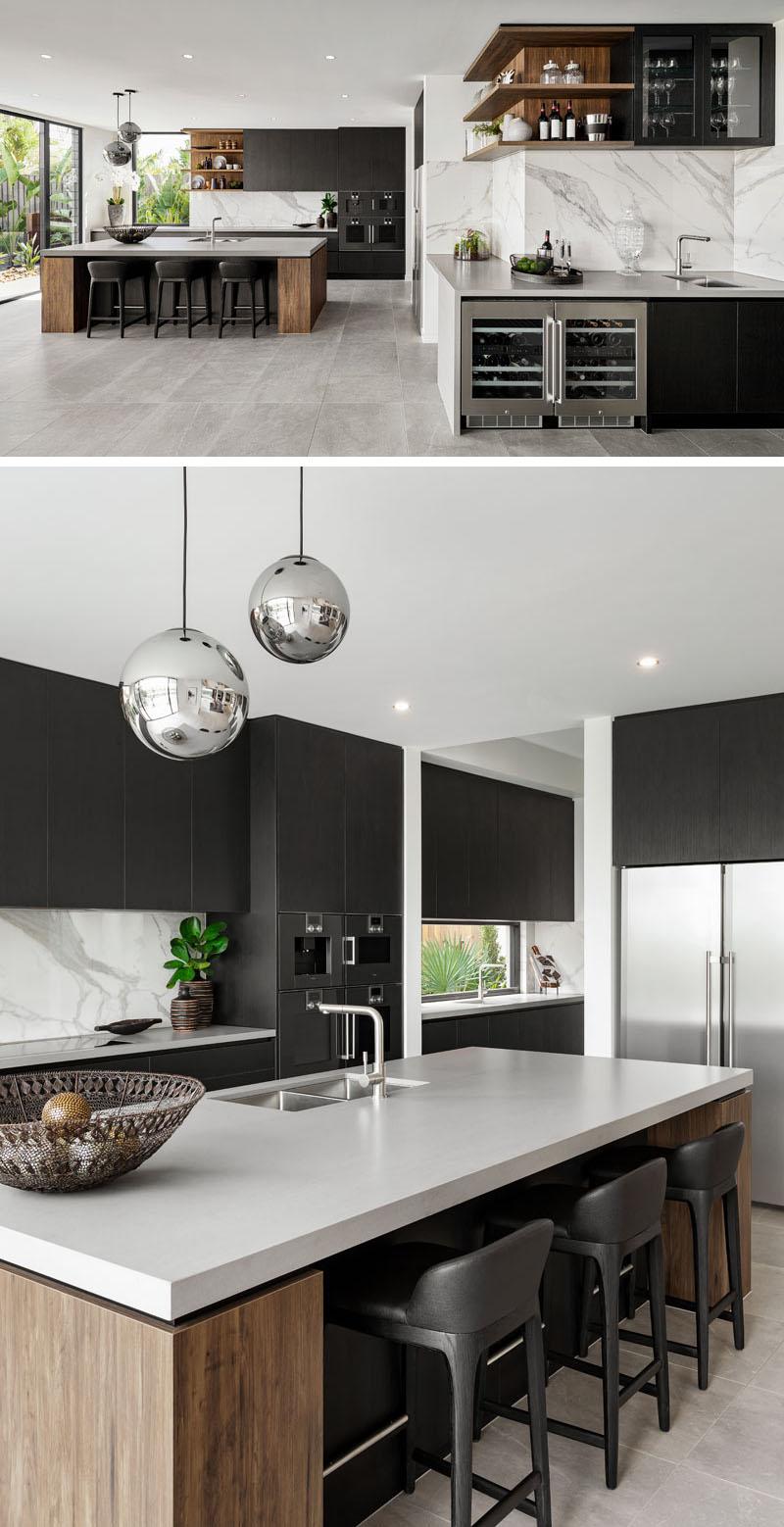 Phòng bếp phong cách hiện đại