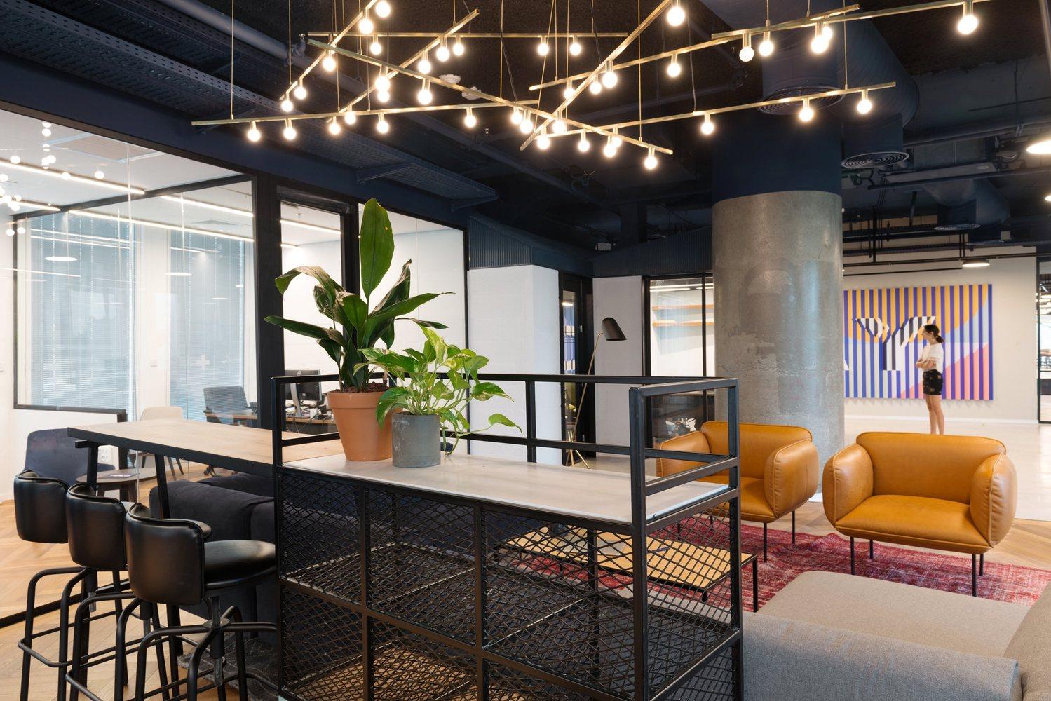 Văn phòng phong cách đương đại 3