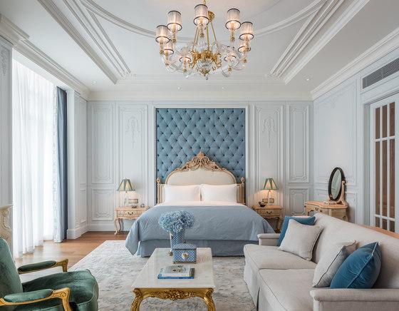 Phòng ngủ phong cách cổ điển (1)