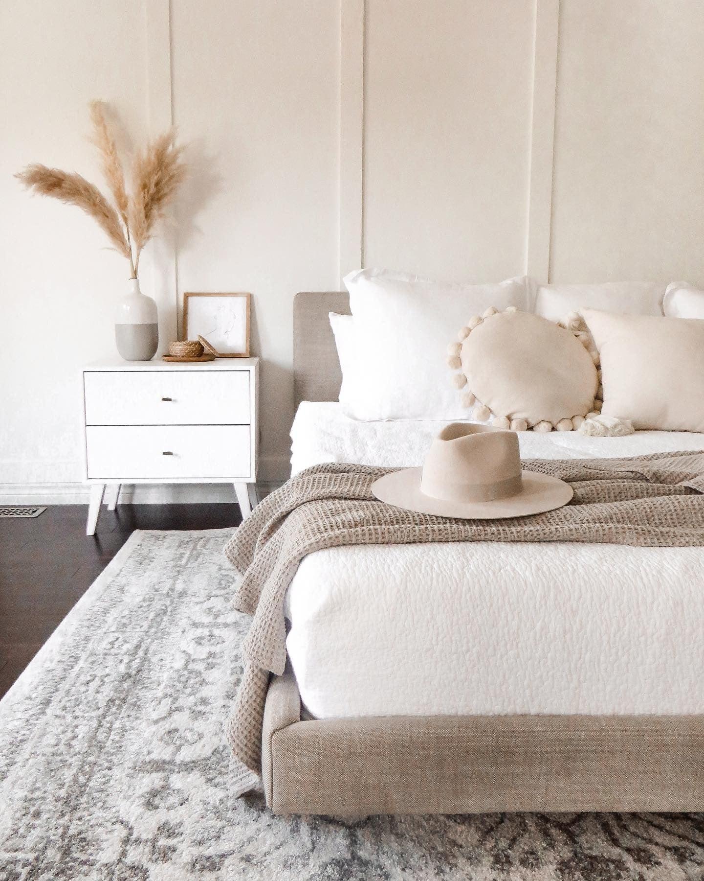 Phòng ngủ phong cách tối giản (1)