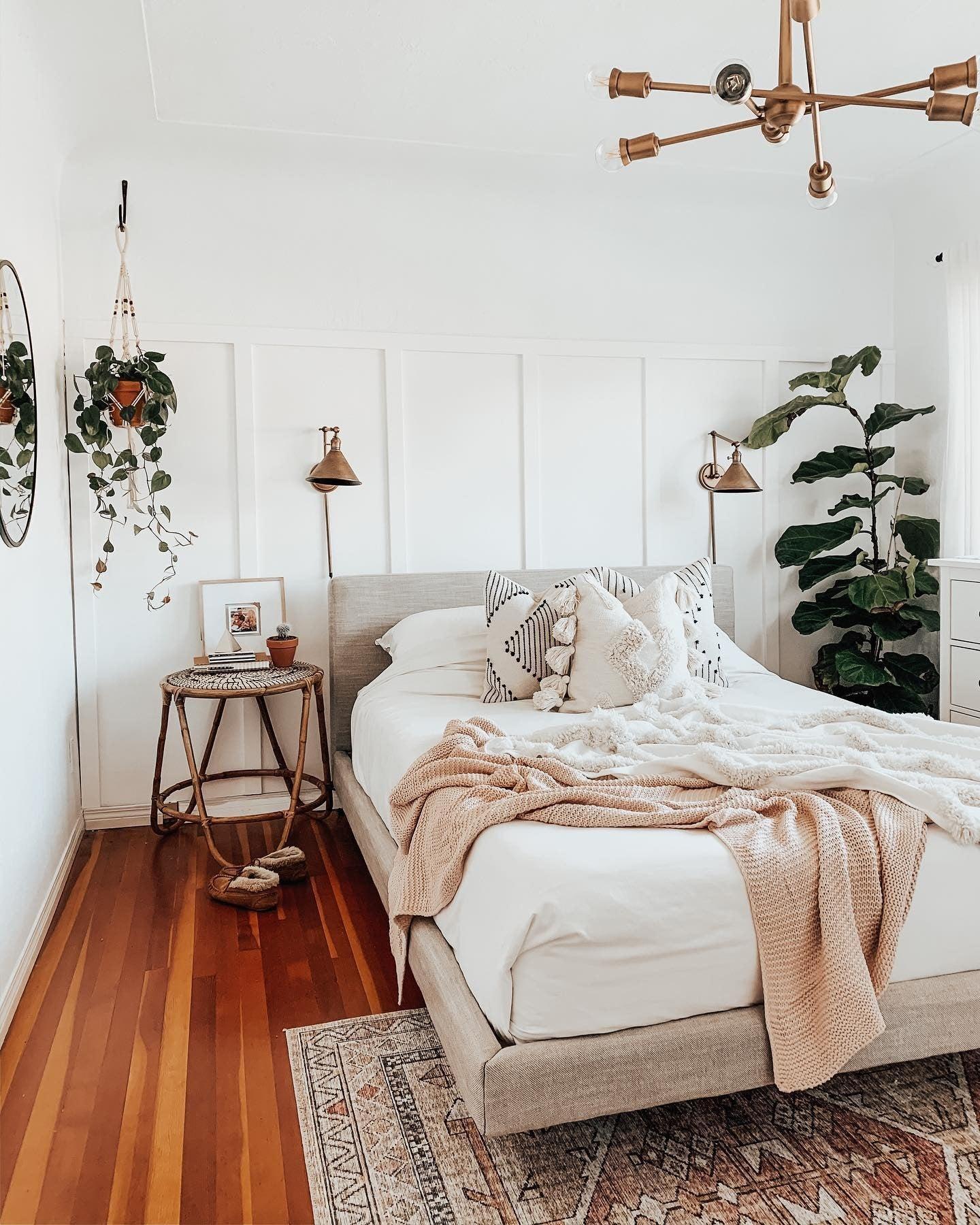 Phòng ngủ phong cách Vintage (1)
