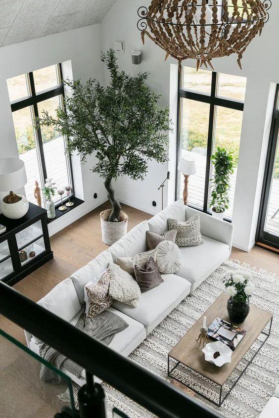 Thiết kế phòng khách đúng vị trí